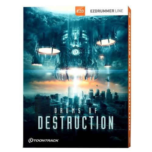 EZX Drums Of Destruction