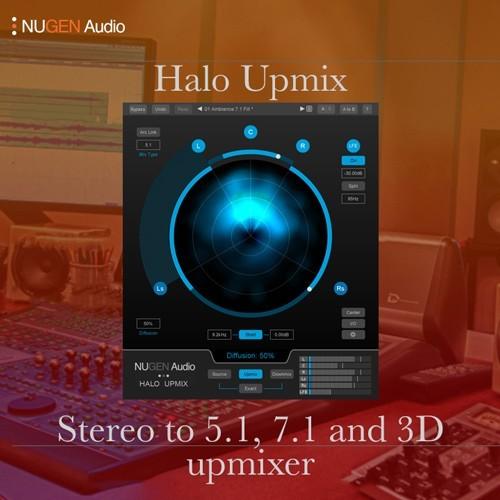 Halo Upmix