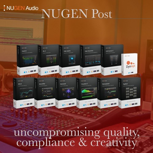 Nugen Post Bundle