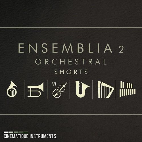 Ensemblia 2 Orchestral Shorts