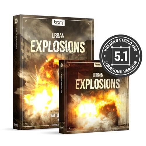 Urban Explosions - Bundle