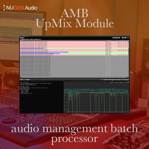 AMB Upmix Module