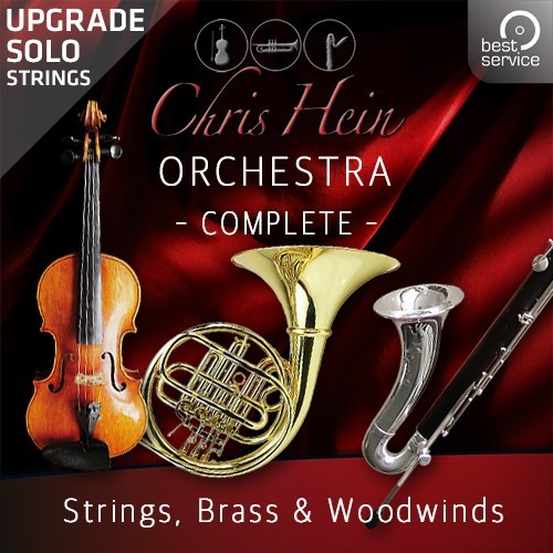 Chris Hein Orchestra Complete Upgrade 3