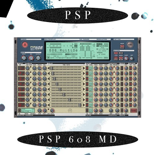 608 MultiDelay