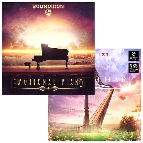 Emotional Piano & Elysium Harp