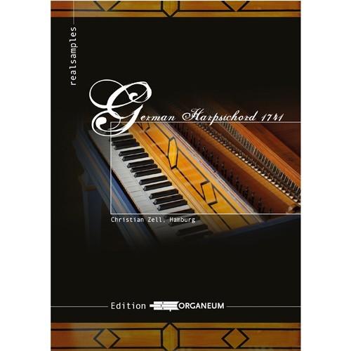 German Harpsichord 1741