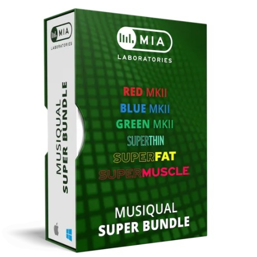 Musiqual Super Bundle