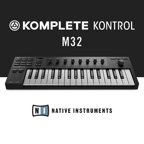 Komplete Kontrol M32