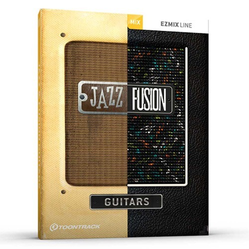 EZmix-Pack Jazz & Fusion Guitars