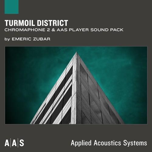 Turmoil District - Chromaphone 2 Sound Pack