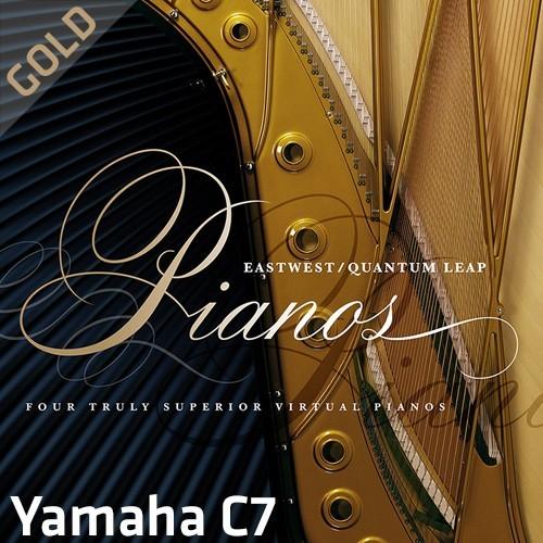 QL Pianos Gold Yamaha C7