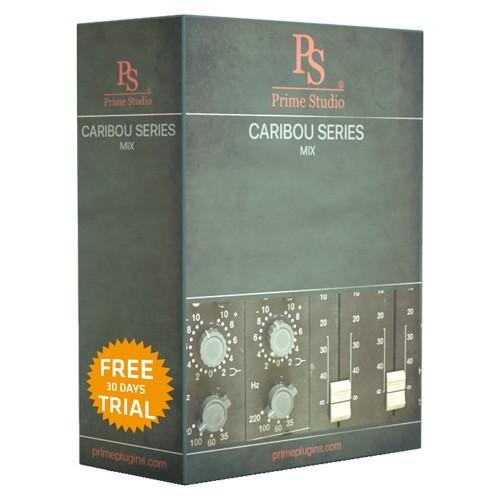 Caribou Mix Trial
