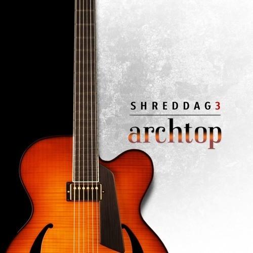 Shreddage 3 Archtop