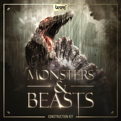 Monsters & Beasts - Construction Kit
