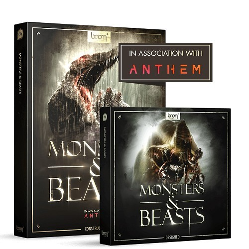 Monsters & Beasts - Bundle