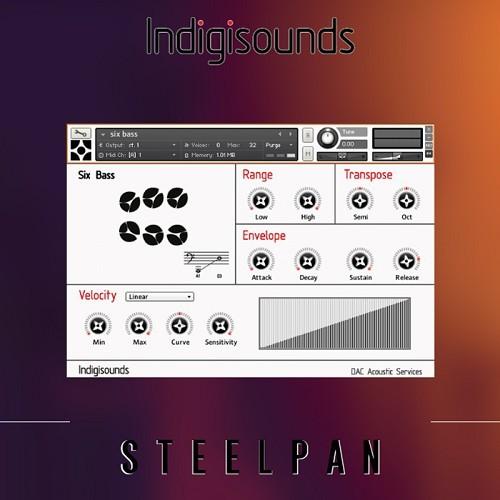 Steelpan Samples