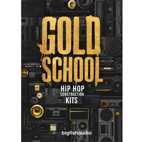 Gold School: Hip Hop Construction Kits