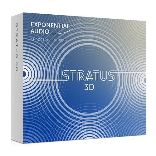Exponential Audio: Stratus 3D