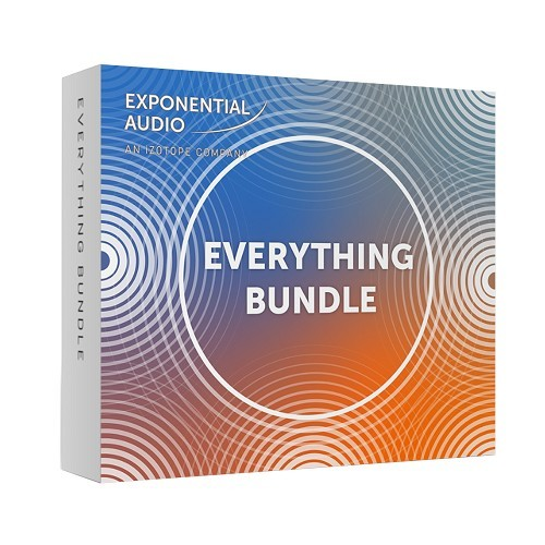 Exponential Audio: Everything Bundle