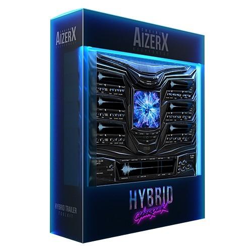 AizerX - Hybrid Cyberpunk Toolkit