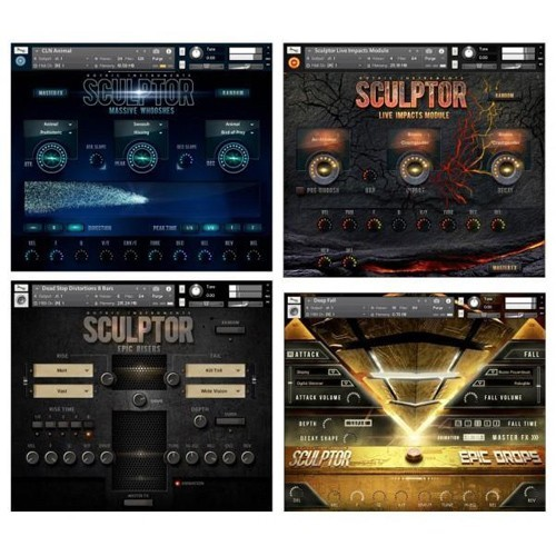 Sculptor Bundle
