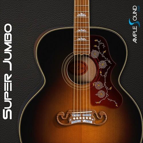 Ample Guitar SJ - AGSJ