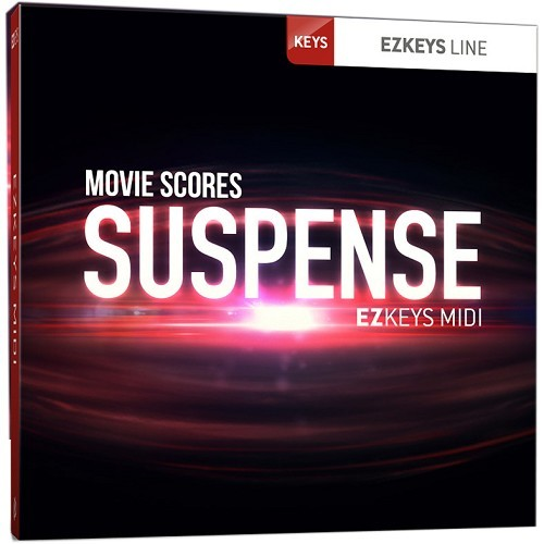 EZkeys MIDI Movie Scores - Suspense