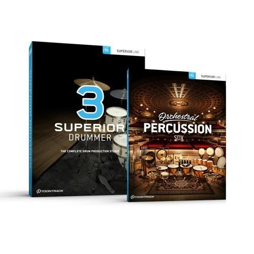 Superior Drummer 3 Orchestral Edition