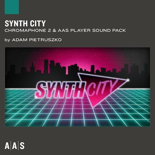 Synth City - Chromaphone 2 Sound Pack