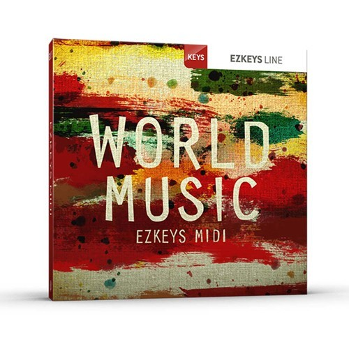 EZkeys MIDI World Music