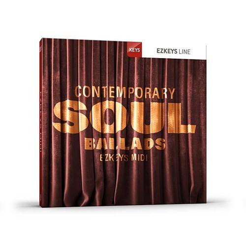 EZkeys MIDI Contemporary Soul Ballads