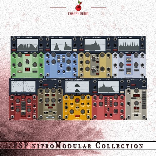 PSP nitroModular Collection