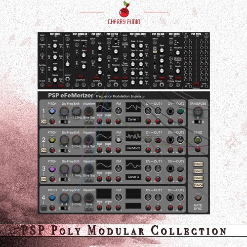 PSP Poly Modular Collection