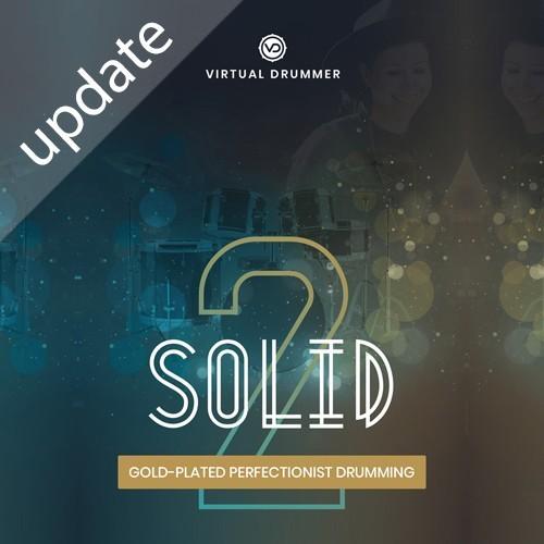 Virtual Drummer 2 Solid Update