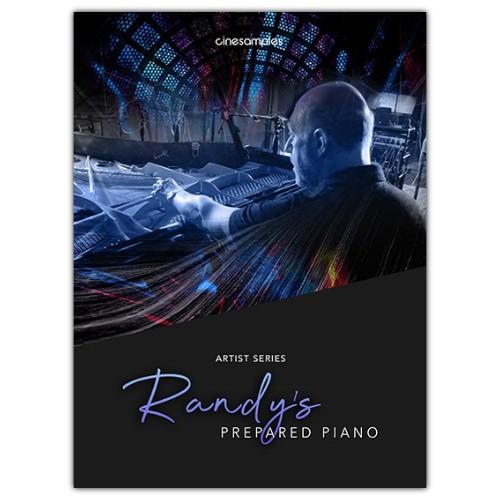 Randys Prepared Piano