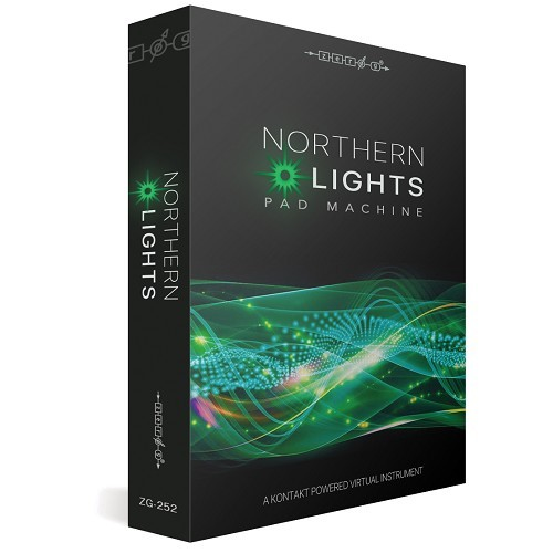 Northern Lights Pad Machine