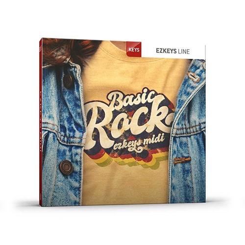 EZkeys MIDI Basic Rock