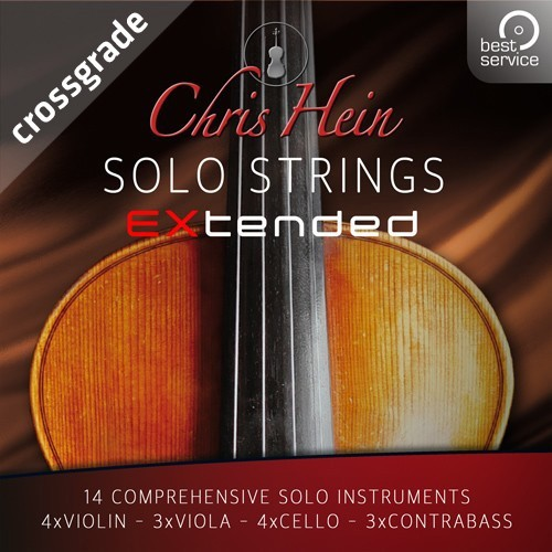 Chris Hein Solo Strings Complete Crossgrade