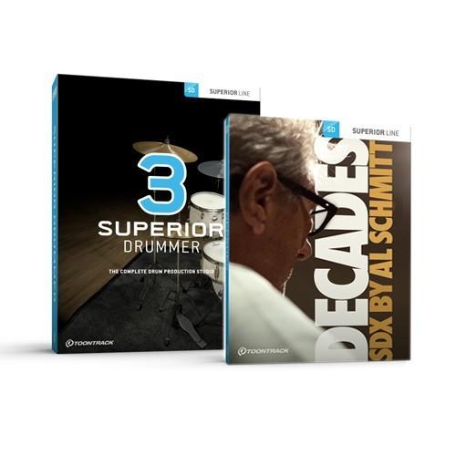 Superior Drummer 3 Decades Edition