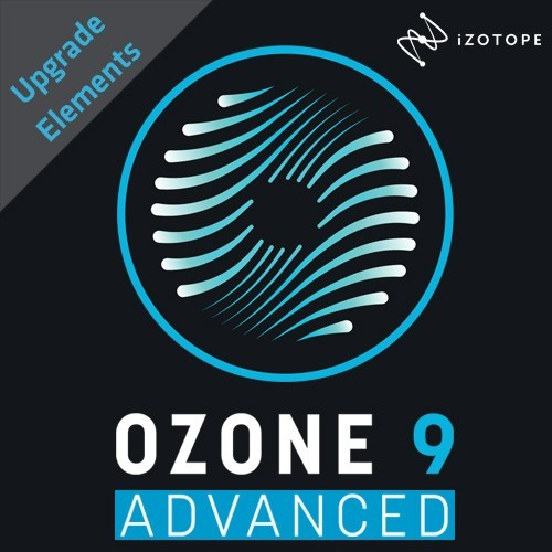 Ozone 9 Advanced Upgrade Elements