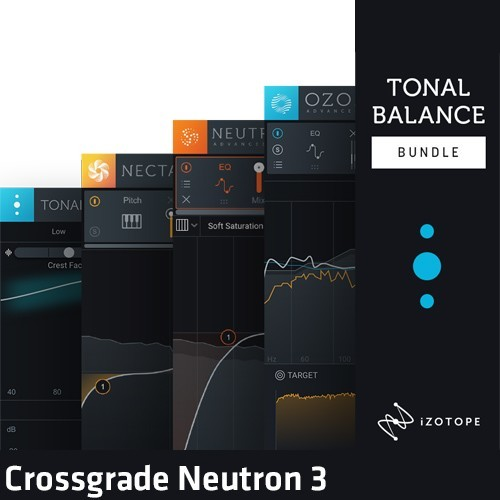 Tonal Balance Bundle Crossgrade Neutron 3
