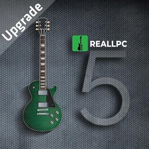 Upgrade RealLPC 5