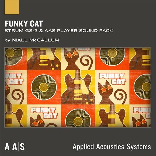 Funky Cat - Strum GS2 Sound Pack
