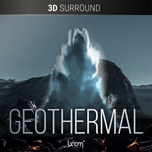 Geothermal 3D Surround