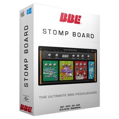 Stomp Board