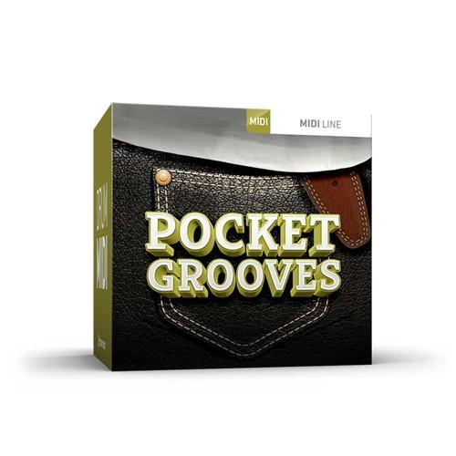 Drum Midi Pocket Grooves