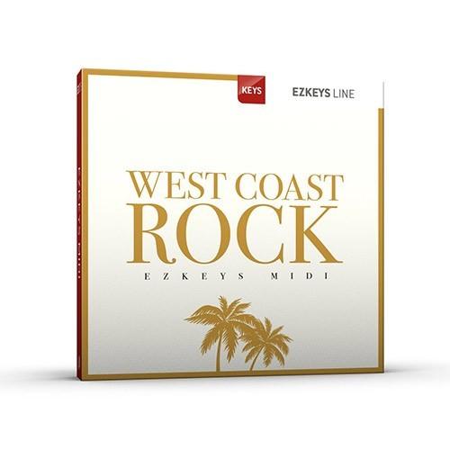 EZkeys MIDI West Coast Rock