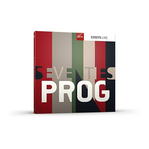 EZkeys MIDI Seventies Prog