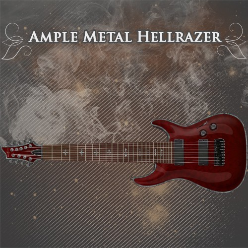 Ample Metal Hellrazer - AMH