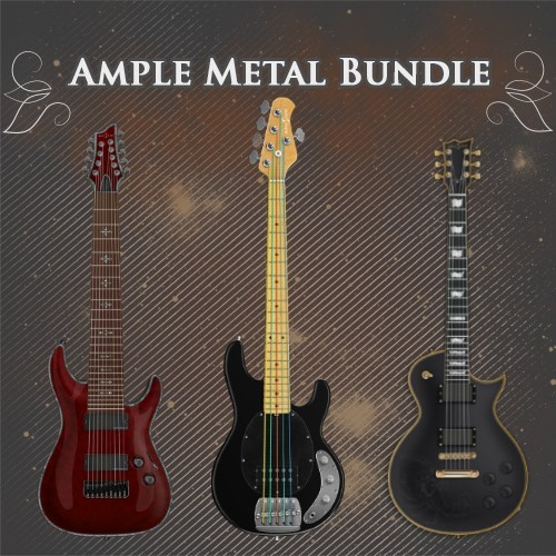 Ample 3in1 Metal Bundle